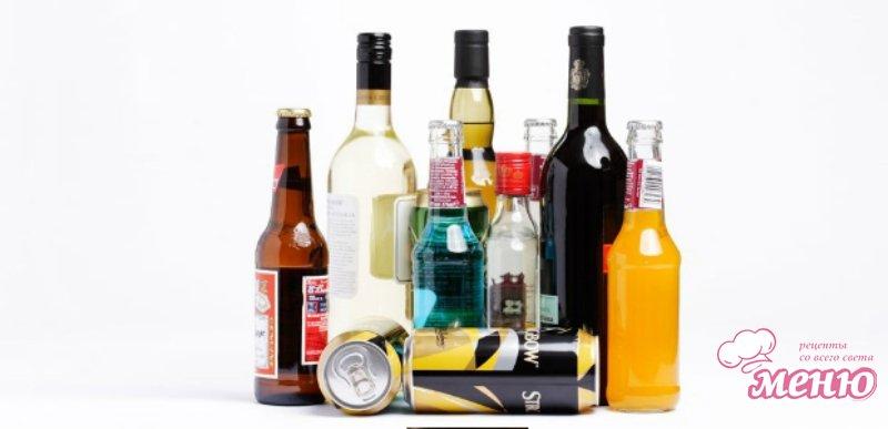 Алкогольные калории