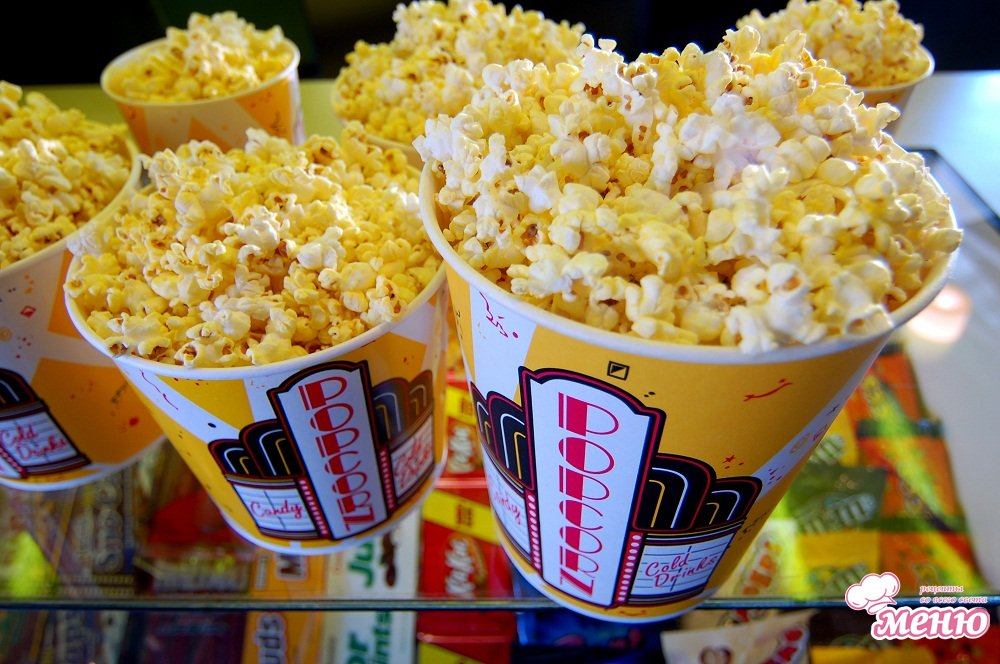 Опасный аромат сливочного масла в попкорне