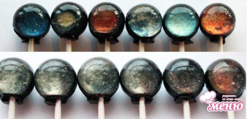 Леденцы солнечной системы