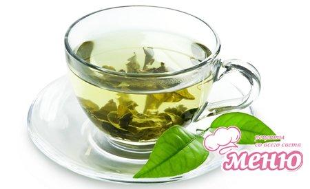 Зеленый чай поможет быть здоровым