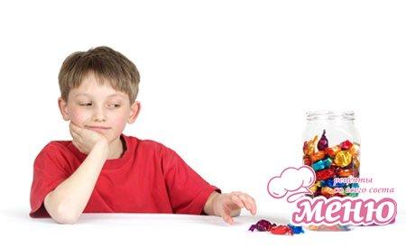 Детские сладости