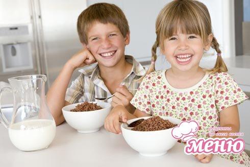 От завтрака до ужина: здоровое питание для детей
